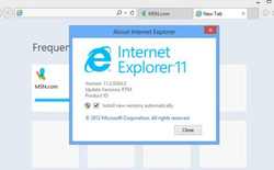Kỳ lạ chưa: Internet Explorer bất ngờ tăng thị phần, thậm chí bám đuổi sát nút Mozilla Firefox
