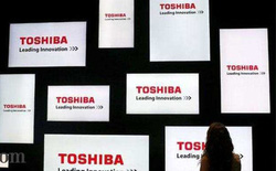 Toshiba: Từ gã khổng lồ tới người tý hon