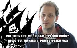 Founder 'nghèo' nhất thế giới: Tạo ra 1 trong những website lớn nhất, không thu được đồng quảng cáo nào, bị tống vào tù, nợ chính phủ 18 triệu USD