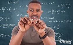 Nghiên cứu: Người giỏi toán dễ bỏ thuốc lá hơn người bình thường