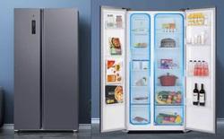Xiaomi ra mắt tủ lạnh 540L: Hai cánh, có màn hình cảm ứng, giá 13 triệu đồng