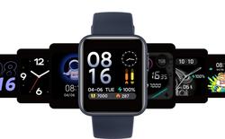 Xiaomi ra mắt Mi Watch Lite quốc tế: Pin 9 ngày, đo nhịp tim, chống nước 5ATM, giá khoảng 50 USD