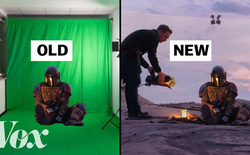 Không chỉ là một series phim khoa học viễn tưởng, Mandalorian còn mang tới một cuộc cách mạng về công nghệ dựng phim