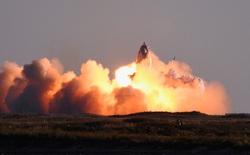 Elon Musk vui mừng hết cỡ khi thấy tàu Starship trị giá 216 triệu USD phát nổ tan tành trên bệ phóng