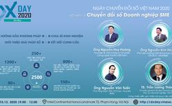 """Ngày Chuyển đổi số Việt Nam (DXDay) lần đầu tiên được tổ chức, tập trung vào """"người thật, việc thật"""""""