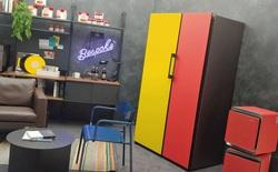 Samsung biến chiếc tủ lạnh nhàm chán thành tác phẩm nghệ thuật ra sao