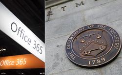 Lợi dụng lỗ hổng trong Office 365, hacker ăn trộm dữ liệu Bộ Tài chính Mỹ