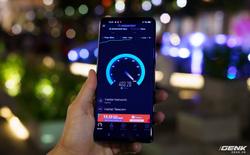 Trải nghiệm tốc độ mạng 5G Viettel tại TP.HCM: Tải về nhanh gấp 10 lần 4G, nhưng vùng phủ sóng còn hạn chế