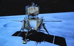 Trung Quốc đã mang các mẫu đá Mặt trăng về Trái đất