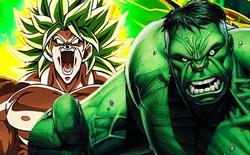 Broly và The Hulk có thể biến cơn thịnh nộ thành sức mạnh, vậy ai mới là kẻ trên cơ?