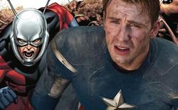 """Cuộc chiến ác liệt này đã khiến hình tượng Captain America vấy phải bùn lầy """"tuesday"""""""