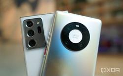 2020, năm chứng kiến Samsung suýt mất ngai vàng vào tay Huawei