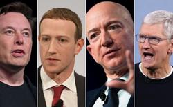 Top CEO công nghệ được lòng nhân viên nhất thế giới: Sếp Facebook và Amazon gây bất ngờ lớn!