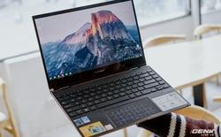 Cận cảnh laptop màn hình OLED 4K, giá 40 triệu đồng của Asus