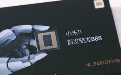 """""""Chơi trội"""" không ai bằng Xiaomi: Gửi thư mời tham dự sự kiện ra mắt Mi 11 tặng kèm luôn 1 con chip Snapdragon 888 cho khách mời"""