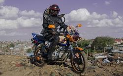 Những anh xe ôm có phong cách lập dị nhất ở Nairobi