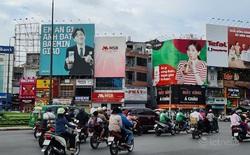 """Sự thật về bảng quảng cáo Gojek """"đá đểu"""" Baemin tại Sài Gòn"""