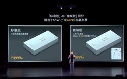 Mi 11 không đi kèm củ sạc, nhưng Xiaomi sẵn sàng tặng miễn phí cho ai cần