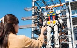 Nhật Bản chuẩn bị mở cửa cho du khách khám phá mẫu robot Mobile Suit Gundam sở hữu kích thước thật và có thể di chuyển
