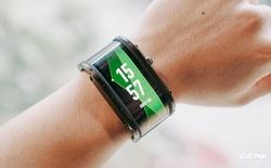 Trên tay Nubia Watch: Smartwatch màn hình uốn dẻo siêu dị không dành cho người bình thường