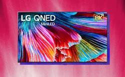 LG công bố TV sử dụng công nghệ QNED, sở hữu dàn đèn LED tiên tiến lên tới 30.000 chiếc