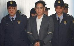 Thái tử Samsung đối diện mức án 9 năm tù vì tội hối lộ