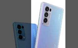 OPPO Reno5 Pro+ 5G lộ diện: Snapdragon 865, cảm biến 50MP Sony IMX7xx, mặt lưng có khả năng thay đổi màu sắc