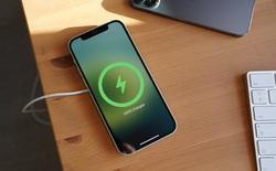 iPhone 12 tiếp tục gặp lỗi sạc không dây