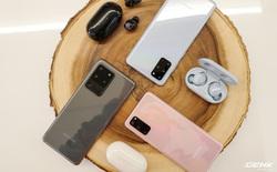 """Đây là Samsung Galaxy S20/S20+ và S20 Ultra vừa ra mắt: """"phá đảo"""" mọi thông số về camera, zoom 100X, quay video 8K"""
