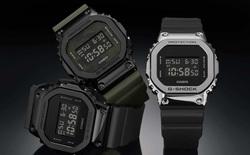 """Đồng hồ G-Shock kim loại - """"trend"""" của năm 2020"""