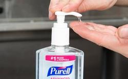 Công thức sử dụng nước rửa tay khô trong dịch Covid-19: Xịt ra một lượng 3 ml bằng đồng xu, xoa trong 30 giây