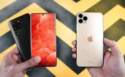 """""""Chẳng hề mới mẻ"""", Galaxy S20 cho thấy Samsung đang sử dụng triết lý sản phẩm mang màu sắc Apple?"""