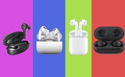 Thị trường True Wireless 2019: Apple AirPods vẫn thống trị tuyệt đối, Samsung và Xiaomi tranh giành vị trí số 2