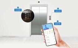 Phòng tránh corona, Huawei giới thiệu giải pháp điều khiển thang máy mà không cần bấm nút