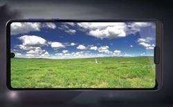 """Sharp ra mắt smartphone với """"tai thỏ"""" kép, màn hình 120Hz, chip Snapdragon 865, quay video 8K"""