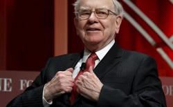 Tỷ phú Warren Buffett vừa bán 800 triệu USD cổ phiếu Apple