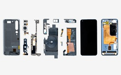 Mổ bụng Xiaomi Mi 10 Pro: Thiết kế đỉnh cao bên trong một mẫu flagship có giá chỉ từ 16 triệu đồng