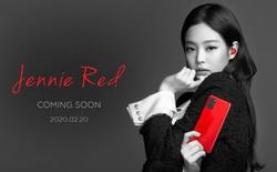 Samsung ra mắt Galaxy S20 màu đỏ dành riêng cho fan của Jennie (Blackpink)