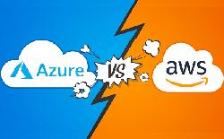 Nền tảng đám mây Amazon AWS đang dần đánh mất thị phần vào tay Microsoft Azure
