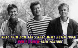 Sức mạnh chế meme của Internet đã giúp 1 bài nhạc ra mắt từ những năm 80 cán mốc 1 tỉ view trên YouTube