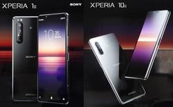 Sony Xperia 1 II lộ diện: Màn hình OLED 21:9, 4 camera ZEISS, chip Snapdragon 865