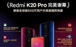 Xiaomi ngừng bán Redmi K20 Pro nhằm dọn đường cho Redmi K30 Pro sắp ra mắt