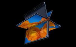 Màn hình gập của Huawei Mate Xs sử dụng vật liệu đắt gấp 3 lần vàng