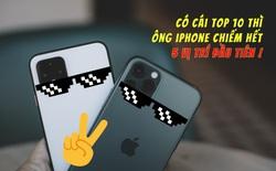 Q4/2019: 5 chiếc iPhone vơ hết vị trí top smartphone bán chạy nhất thế giới, không cho người khác buôn bán gì cả