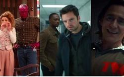 Marvel bất ngờ tung ra loạt teaser mới cho gần 1 nửa số phim trong phase 4 của MCU