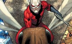 Trước khi có kiến cánh để cưỡi, Ant-Man đã phải dùng tới ... dây chun để bay trong không khí