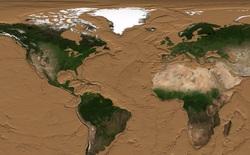 Nếu hút hết nước khỏi biển, Trái Đất sẽ trông như thế nào?