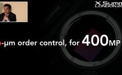Fujifilm đang phát triển tính năng chụp 400MP cho GFX100