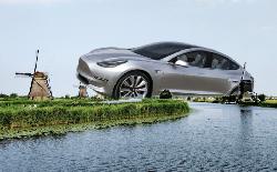 Hà Lan tặng mỗi người dân đến 4.400 USD để mua xe hơi điện mới