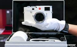 Cận cảnh Leica M10-P 'White' Limited Edition: Chỉ có 350 chiếc được sản xuất, giá 420 triệu đồng tại Việt Nam